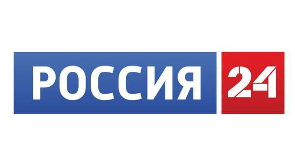 Логотип телеканала Россия-24