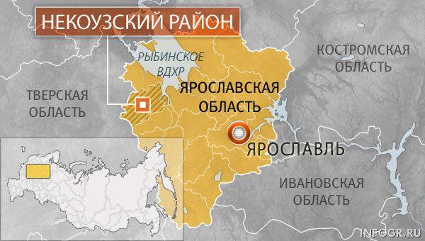 Некоузский район Ярославской области