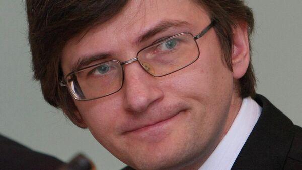 Заместитель главы ЦИК Украины Андрей Магера