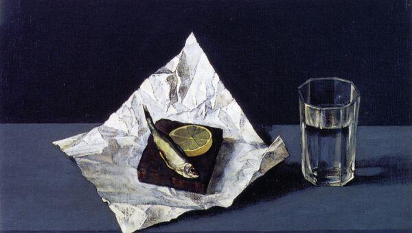 Пивоваров В. Выпивка и закуска. 2001