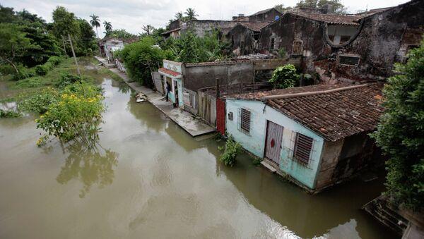 Последствия урагана Сэнди на Кубе