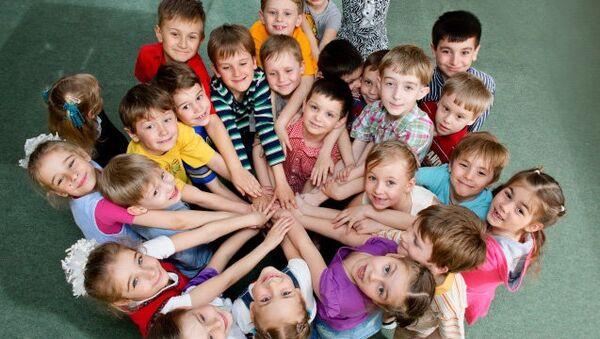 Детский фестиваль Радуга детства