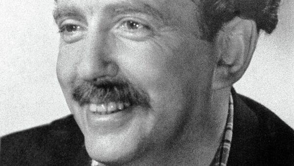 Поэт и певец Александр Галич