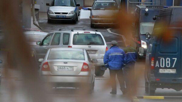 Неизвестный открыл стрельбу на северо-востоке Москвы