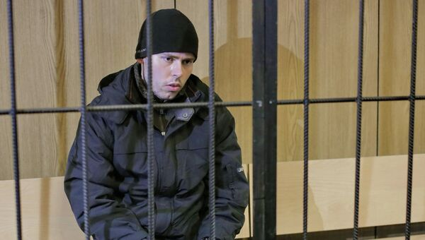 Арест Дмитрия Виноградова