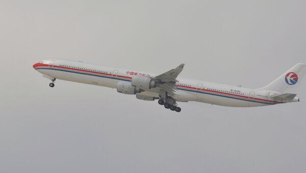 Аэробус A340. Архив