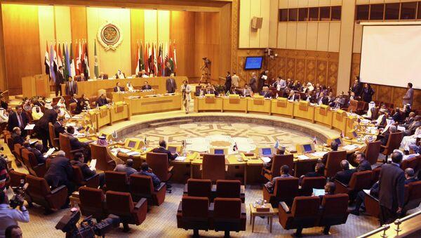 Чрезвычайное совещание ЛАГ на уровне глав МИД в Каире