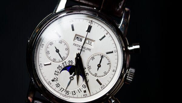 Наручные часы известного британского рок-музыканта Эрика Клэптона