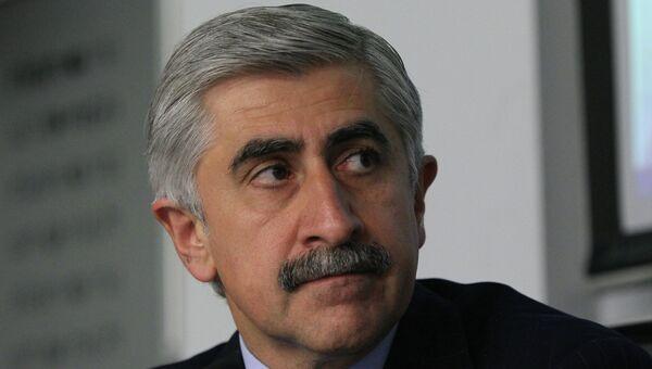 Генеральный директор ОАО Гражданские самолеты Сухого Михаил Погосян. Архив