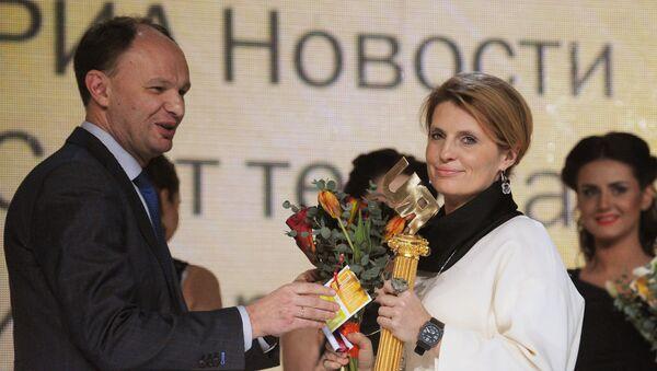 Группа РИА Новости стала победителем Премии Рунета 2012