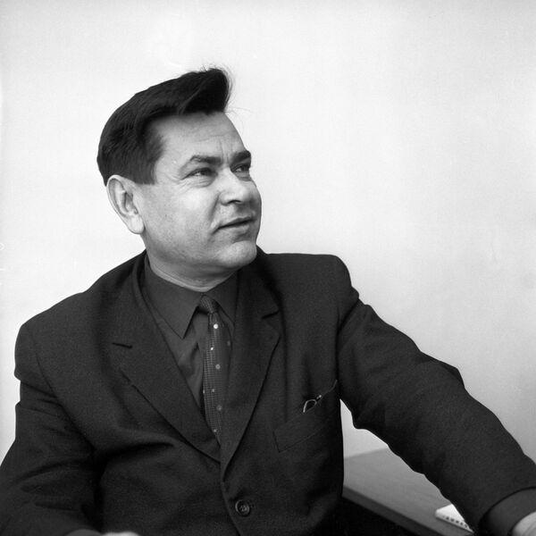 Герой Советского Союза летчик Алексей Петрович Маресьев