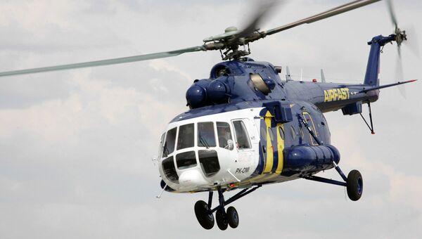 Многоцелевой вертолет Ми-171. Архивное фото