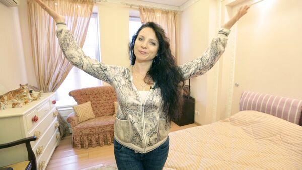 Где живут знаменитости: квартира дрессировщицы Карины Багдасаровой