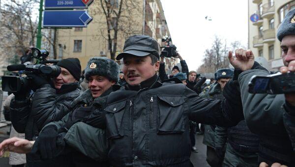Оглашение приговора Расулу Мирзаеву