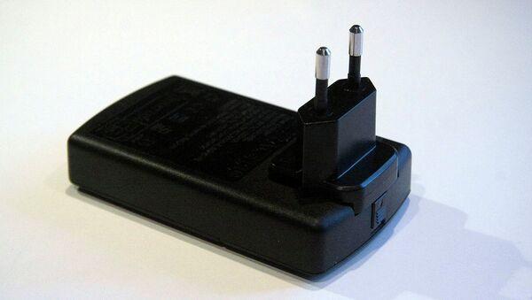 Вилка зарядки. Архивное фото