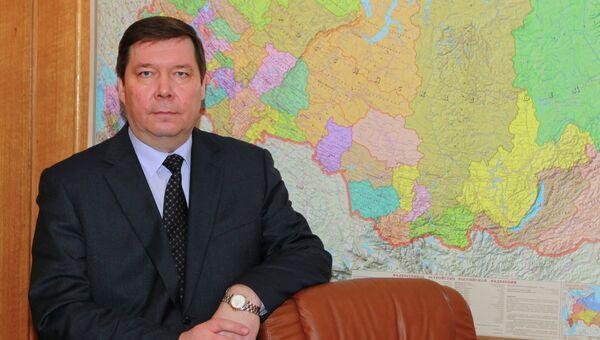 Директор департамента организации медицинской профилактики Минздрава России А.Гулин