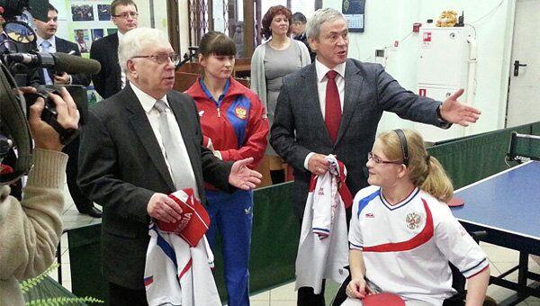 Фото: Георгий Шпикалов, агентство PR+Sport