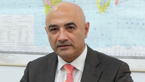 Тофик Аббасов, главный редактор газеты New BakuPоst (Азербайджан)