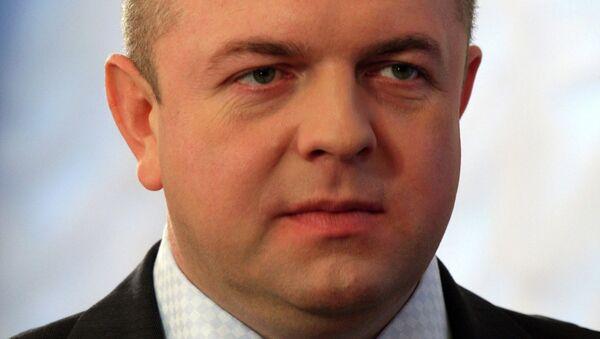 Дмитрий Жук, генеральный директор белорусского государственного информационного агентства БелТА