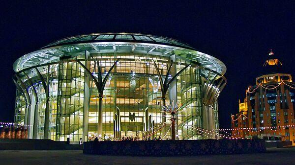 Здание Московского Международного Дома Музыки