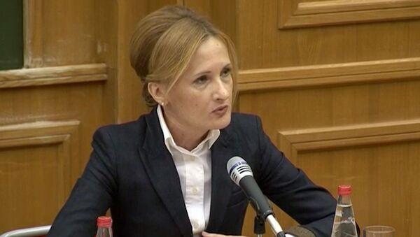Депутат Госдумы РФ Ирина Яровая, архивное фото
