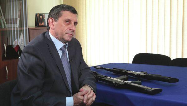 Главный конструктор НПО Ижмаш Владимир Злобин. Архив