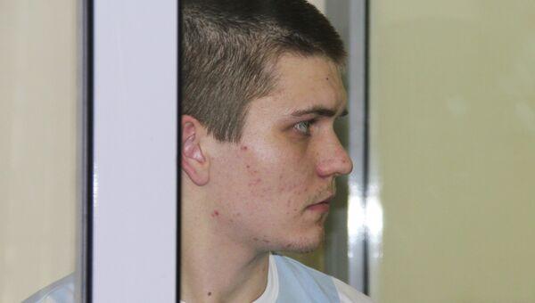 Заседание суда по делу об убийстве семьи из пяти человек в Туле