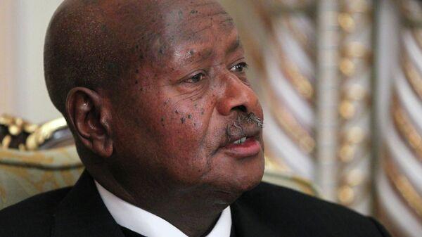 Президент Уганды Йовери Мусевени