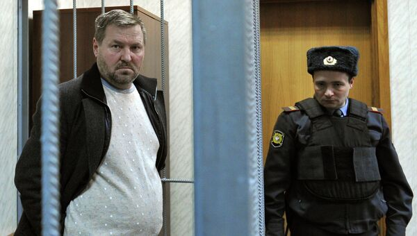 Арест фигуранта дела о хищении с системе ЖКХ Санкт-Петербурга. Архивное фото