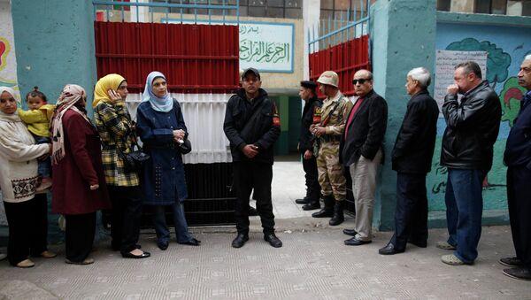 Всеобщий референдум по проекту новой Конституции в Египте
