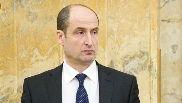 Олег Волков, префект Юго-Западного административного округа столицы