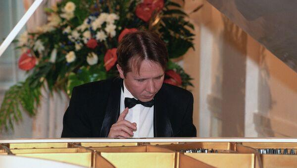 Пианист, композитор и дирижер Михаил Плетнев. Архивное фото