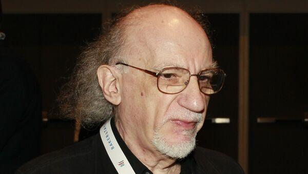 Писатель и культуролог Соломон Волков