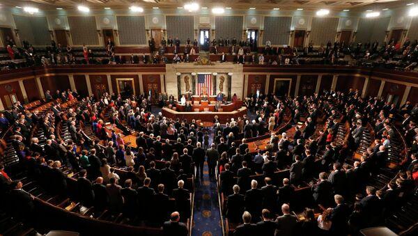 Конгресс США 113-го созыва начал работу