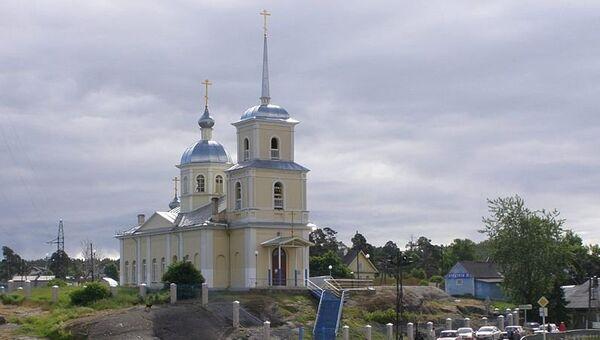 Церковь во имя Сретения Господня в Петрозаводске