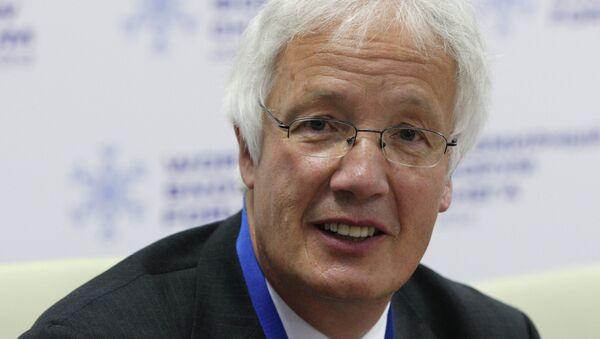 Исполнительный директор глобальной ресурсной базы данных программы ООН по окружающей среде Питер Прокош