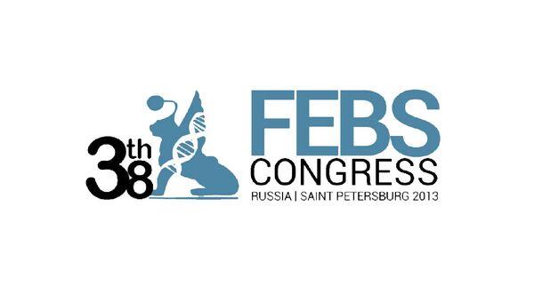 Логотип конгресса FEBS-2013