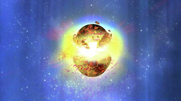"""Астрономы не нашли светового """"эхо"""" от слияния черной дыры и пульсара"""