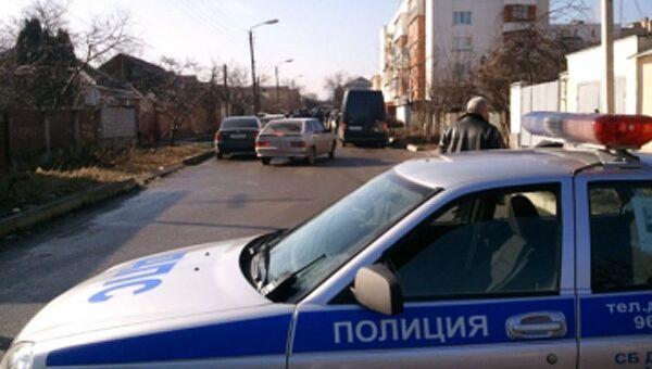 Полиция в КБР. Архивное фото