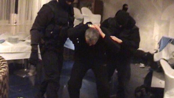 Четверо криминальных авторитетов задержаны во время воровской сходки в Подмосковье