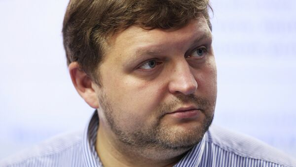 Глава Кировской области Никита Белых