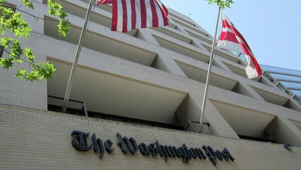 Центральный офис газеты The Washington Post в Вашингтоне