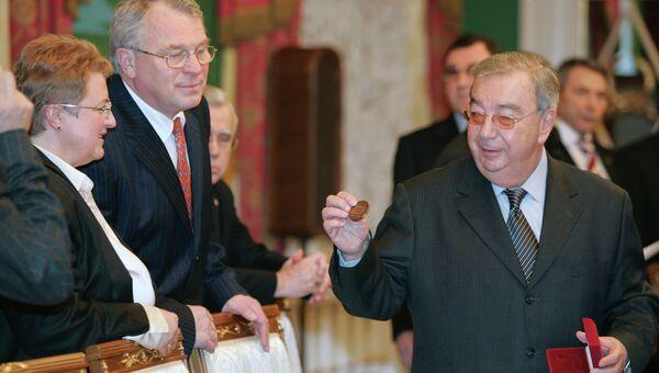 Экс-премьер РФ Евгений Примаков