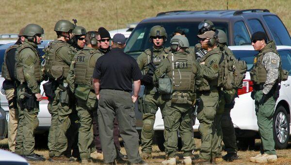 ФБР недалеко от места похищения мальчика