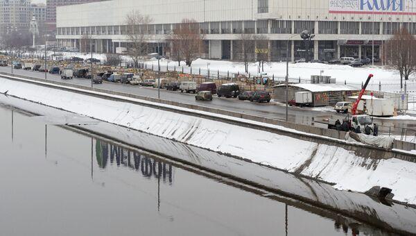 Центральный дом художника на Крымском валу в Москве. Архивное фото