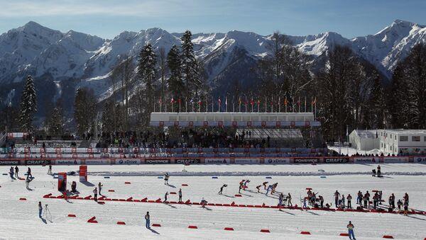 Лыжно-биатлонный комплекс Лаура