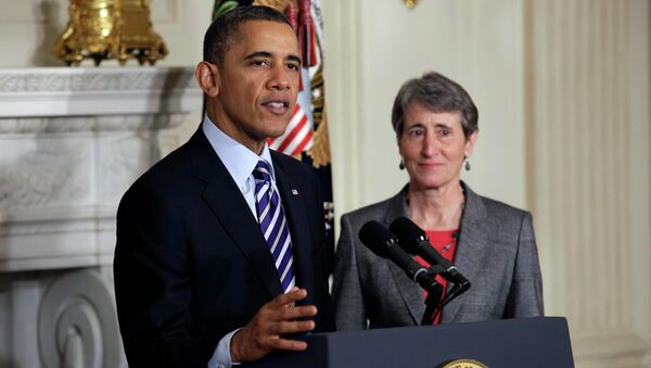 Обама выдвинул на пост главы министерства внутренних дел Cалли Джуэлл