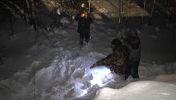 Подозреваемый в убийстве школьницы в Татарстане показал, где спрятал тело