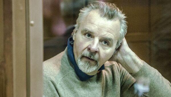 Рассмотрение вопроса о продлении ареста А.Игнатенко в Мосгорсуде