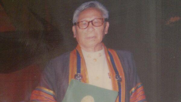 Легенда тайского бокса мастер Йодтонг Сенанан
